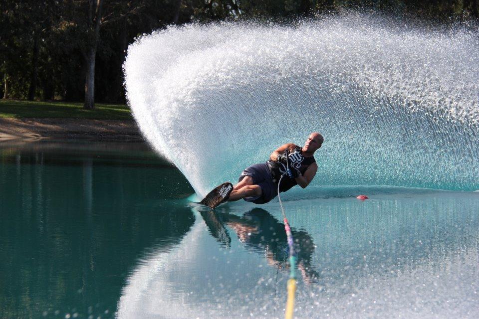 Steve Skiing 2011